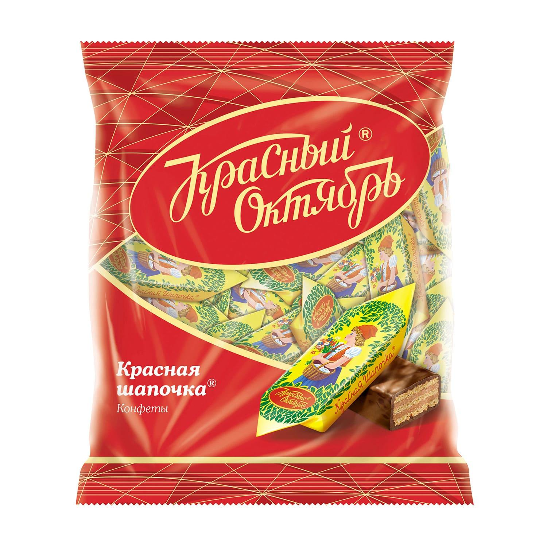 КОНФЕТЫ КРАСНАЯ ШАПОЧКА 250ГР
