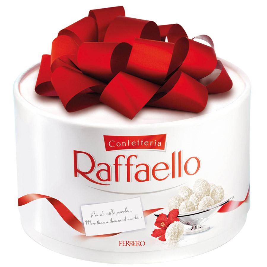 Конфеты  Раффаелло  торт 200гр.