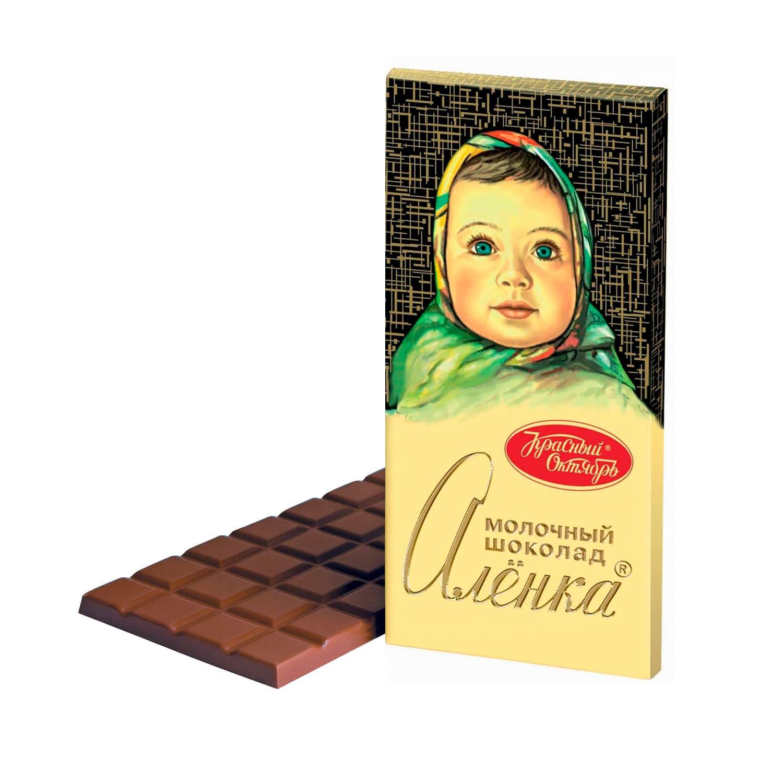 Шоколад  Аленка  200гр.
