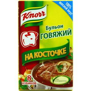 Кнорр бульон говяжий на косточке 80 гр