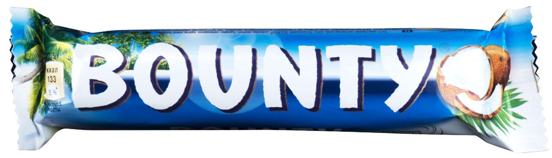 Шоколад  Баунти  55гр