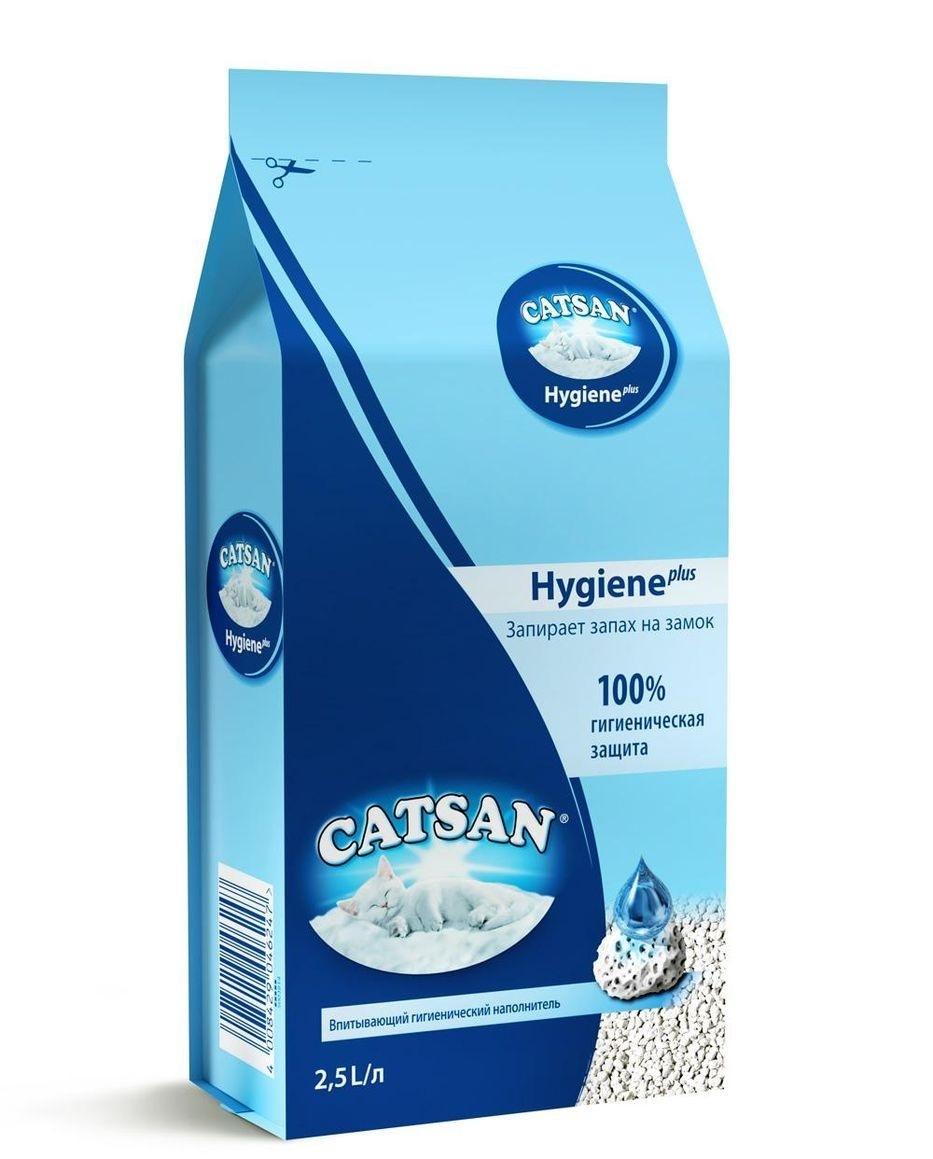 Гигиенический наполнитель  Катсан  2.5л