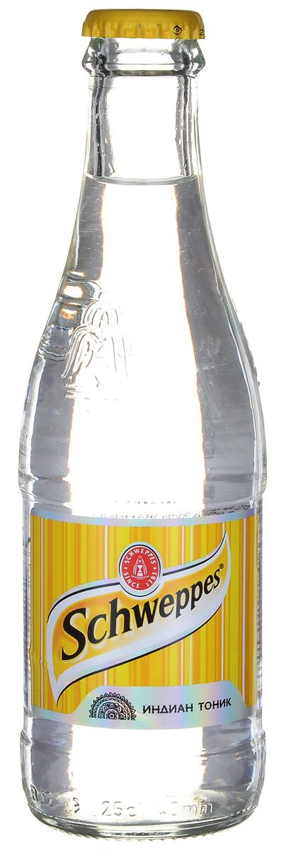 Газированный напиток  Швепс  Тоник 0.25л (стекло)
