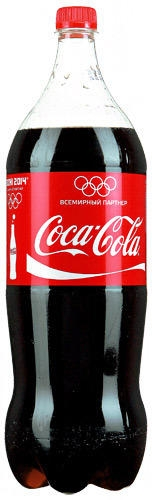 Газированная вода  Кока-кола  2л