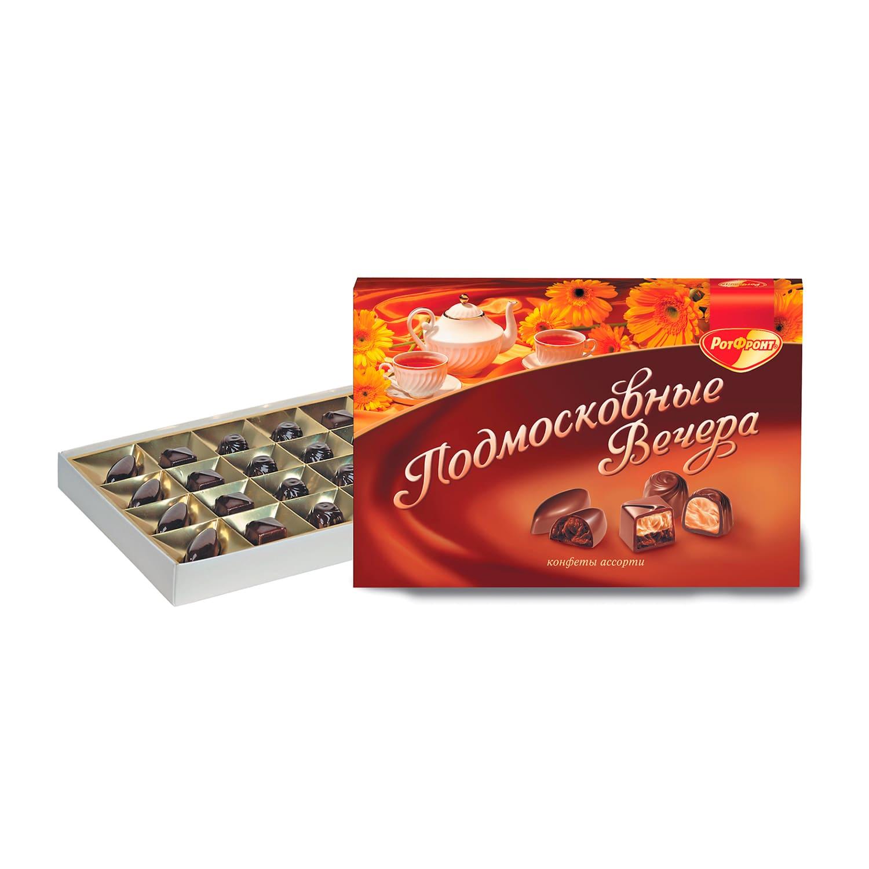 Набор конфет  Подмосковные вечера  200гр.