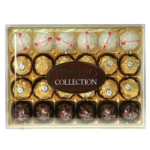 Набор конфет  Коллекция Ферреро  269.4гр