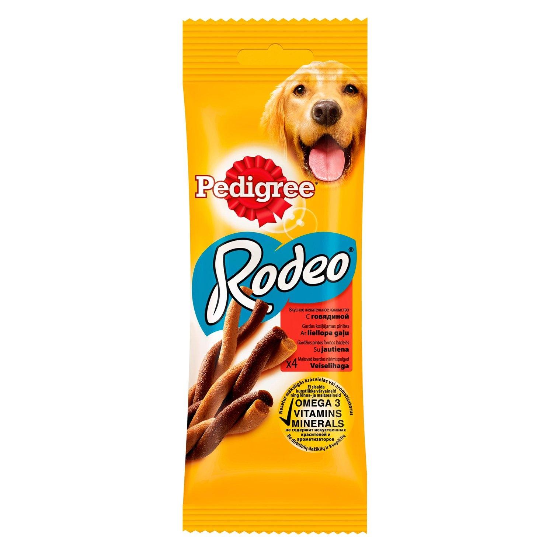 Лакомство для собак  Педигри  Родео 70гр.