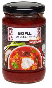 Суп Борщ Украинский 350гр ТВИСТ