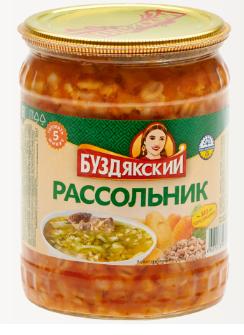 Суп Рассольник 500гр.
