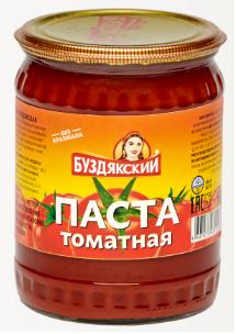 Паста Буздякская 500гр.