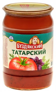 Соус Буздякский  Татарский  670гр.