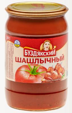Соус Буздякский  Шашлычный  670гр.
