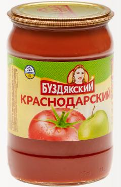 Соус Буздякский  Краснодарский  670 гр.