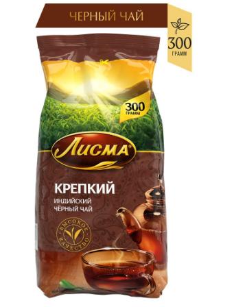 Чай Лисма Крепкий