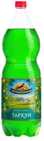 Лимонад тархун 'Черноголовка' пэт 2л.