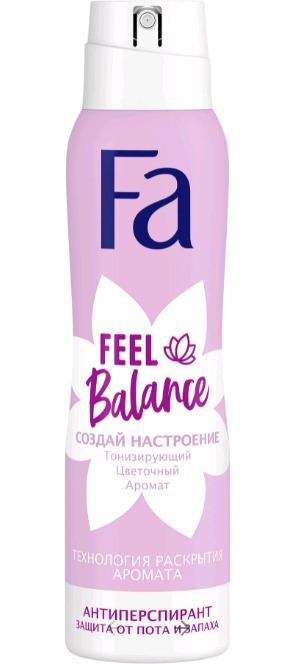 FA дезодорант аэрозоль 150 мл создай настроение с  FEEL BALANCE