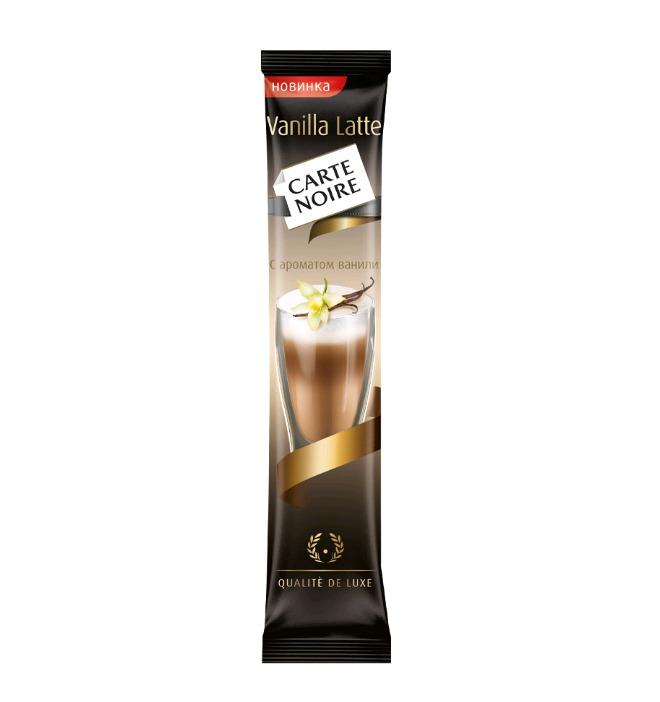 CARTE NOIRE ванила латте 16 гр