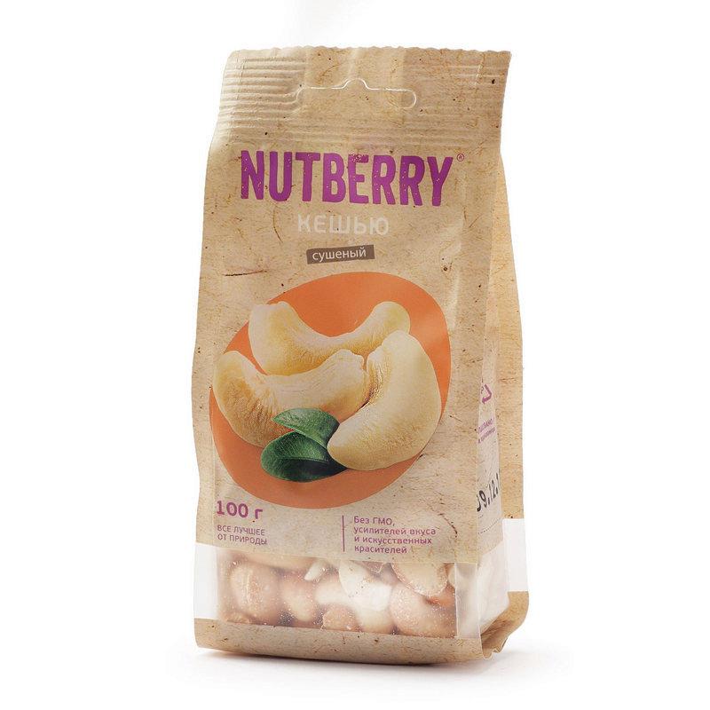 Кешью жареный Nutberry 100гр.