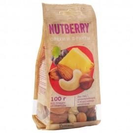 Смесь орехов и фруктов Nutberry 100гр.