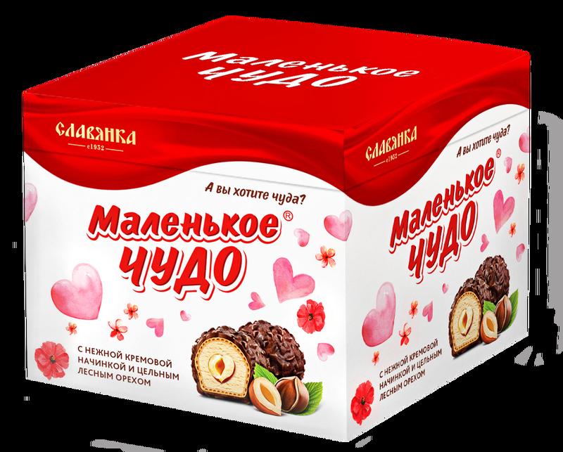 Набор конфет  'Маленькое чудо' сливочное 148 гр