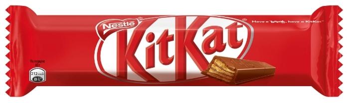 Молочный шоколад Кит-Кат 40гр.