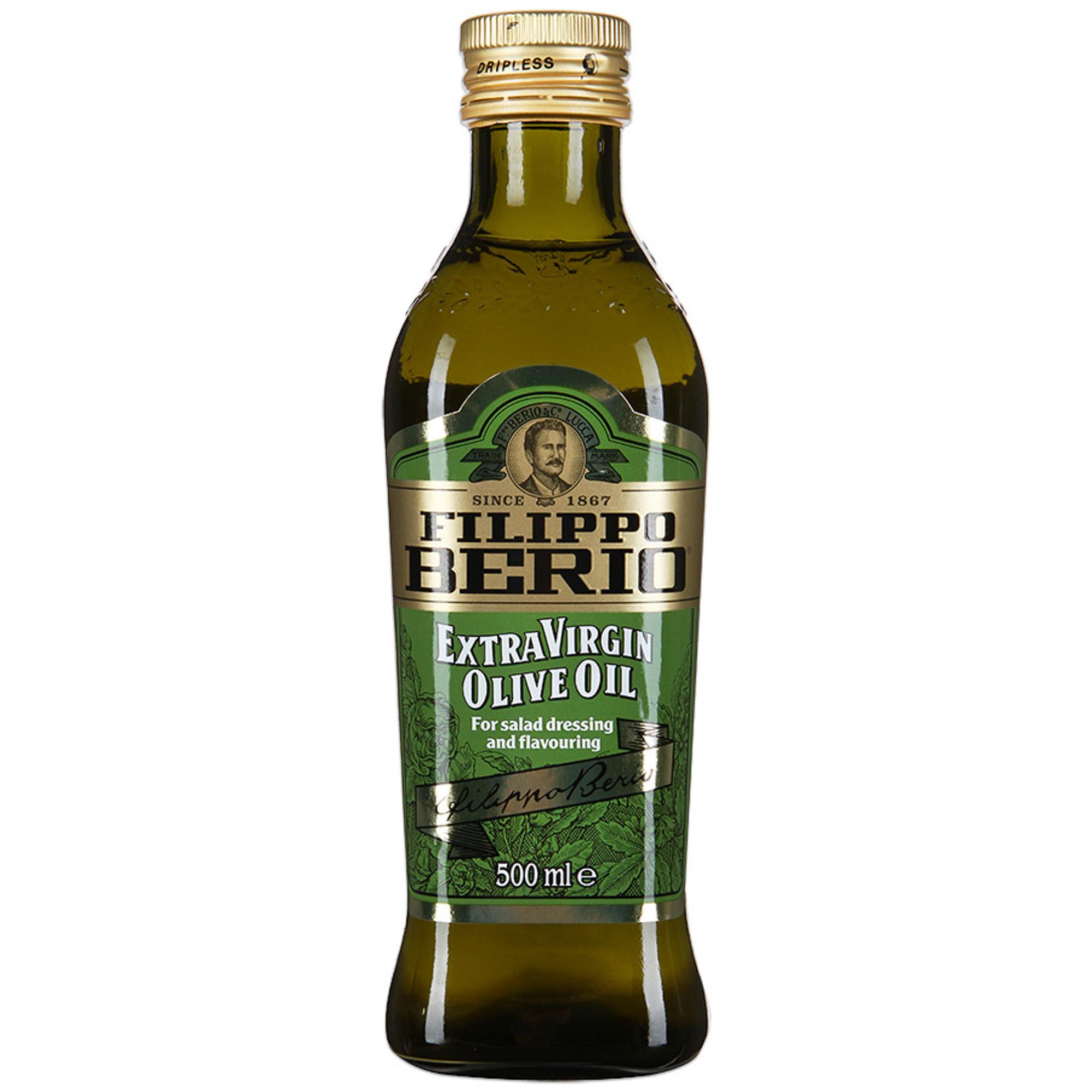 Масло оливковое Filippo Berio Extra Virgin 500 мл.