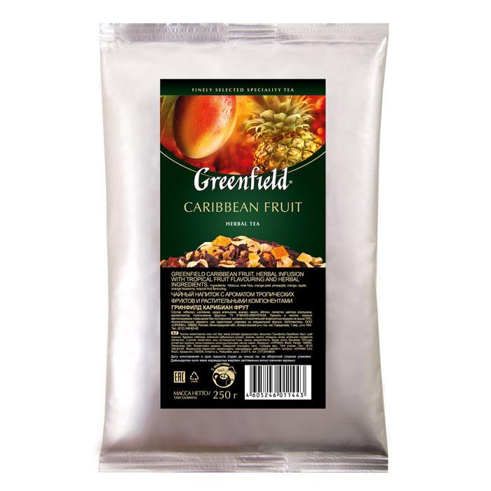 Чай Гринфилд Carribean Fruit 250 гр.