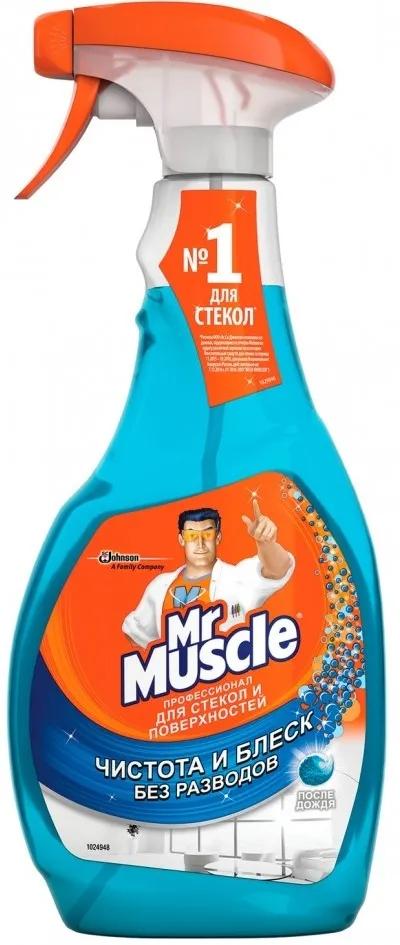 Дезинфицирующее средство Мистер Мускул для всех типов поверхностей