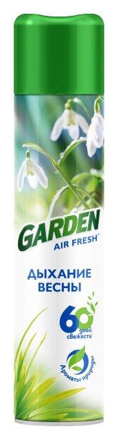 Garden Освежитель воздуха Дыхание Весны 300см3