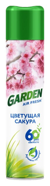 Garden Освежитель воздуха Цветущая Сакура 300см3.