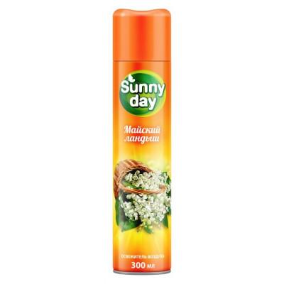 Sunny Day Освежитель воздуха Майский Ландыш 300 см3 без ТУ