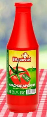 Соус Краснодарский Буздяк пнд 650гр.