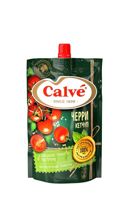 Кетчуп Калеьве с помидорами Черри 350 гр.