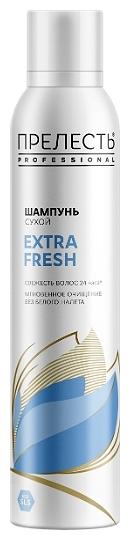 Прелесть Professional сухой шампунь EXTRA FRESH с нейтральным ароматом 200мл.