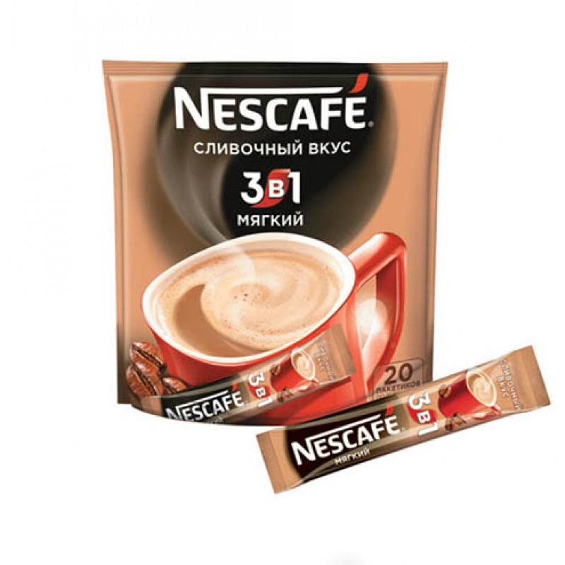 Кофе Нескафе мягкий 14