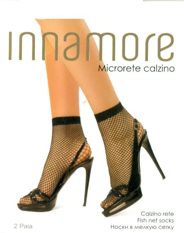 Носки Innamore Mirorete Calcino мелка сетка
