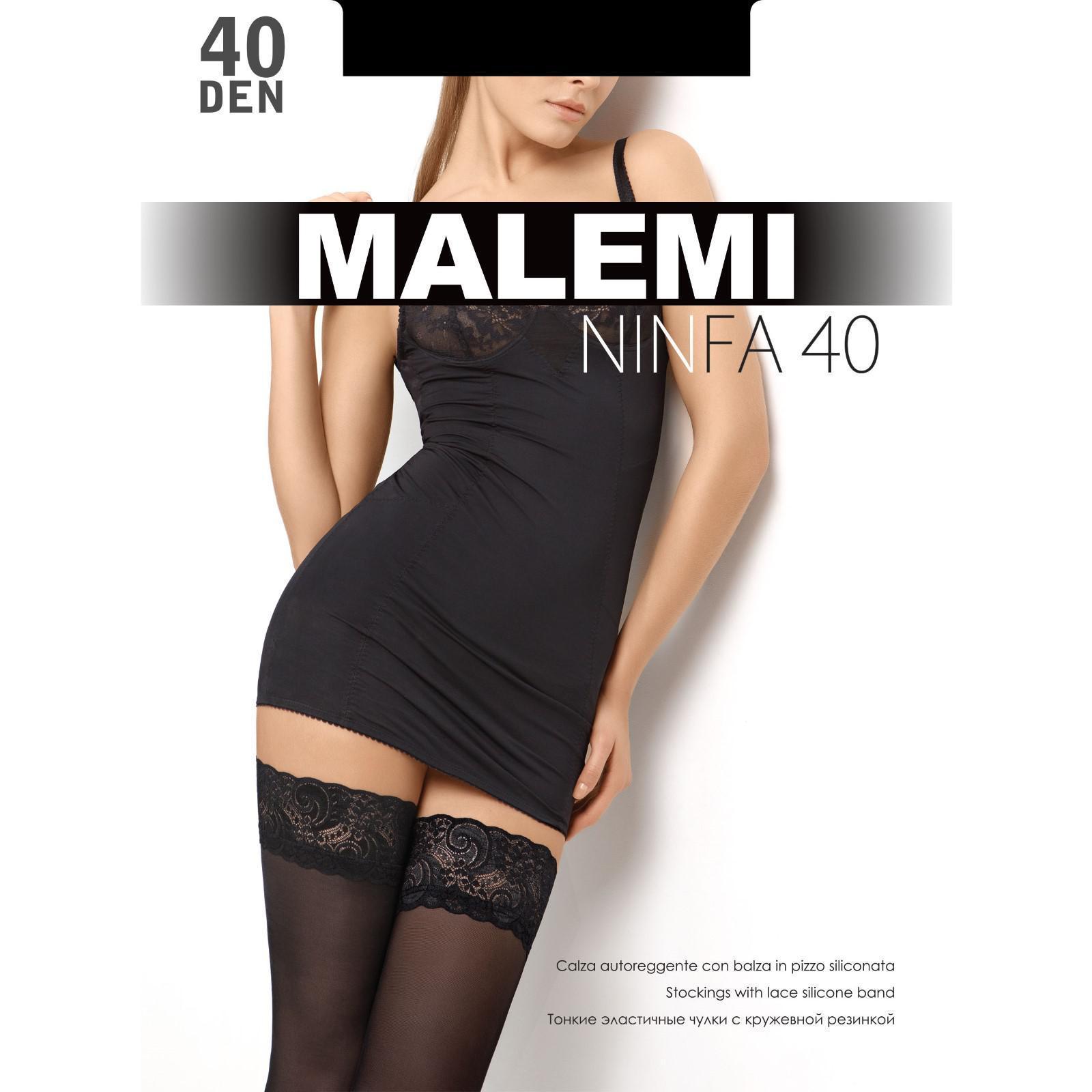 Чулки Malemi Nimfa 40 ден