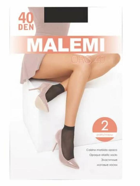 Носки Malemi Oro 40ден 2 пары