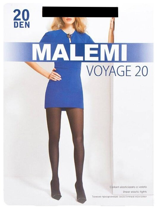 Колготки Malemi Voyage 20