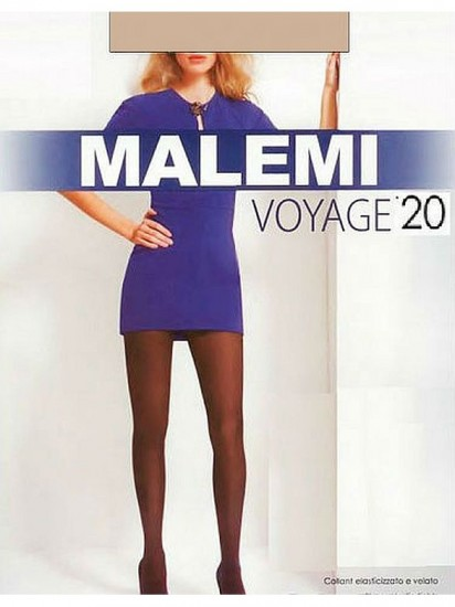 Колготки Malemi Voyage 40