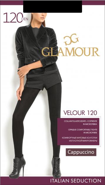 Колготки Glamour Velour 120