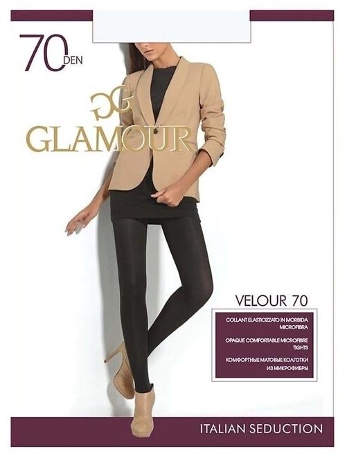 Колготки Glamour Velour 70