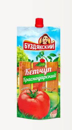 "Кетчуп Краснодарский "" 350 гр (дойпак)"""