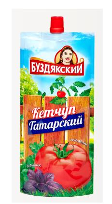 "Кетчуп Татарский"" 350 гр (дойпак)"""
