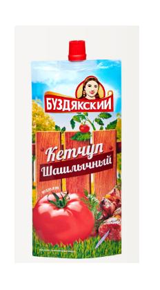 Кетчуп Шашлычный 350 гр (дойпак)