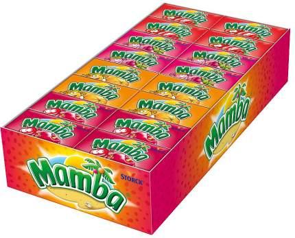Жевательные конфеты Мамба 2в1 79
