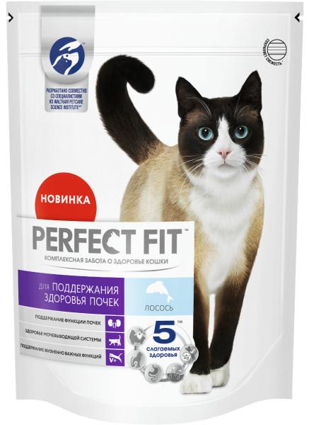 Сухой  корм Perfect Fir «Здоровье почек» для взрослых кошек