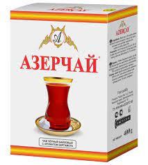 ЧАЙ AZERCAY TEA С АРОМ.БЕРГАМОТА 400ГР*15